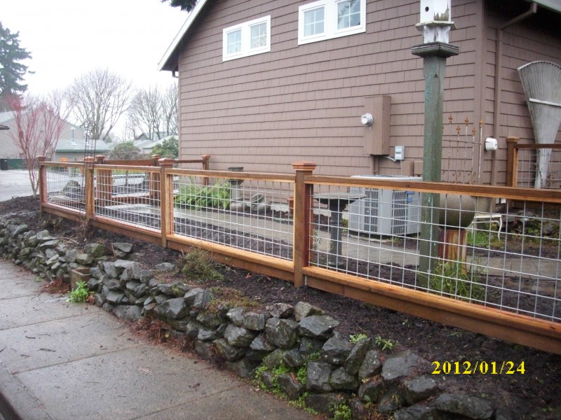 """hog panel fence deck masters llc portland or"