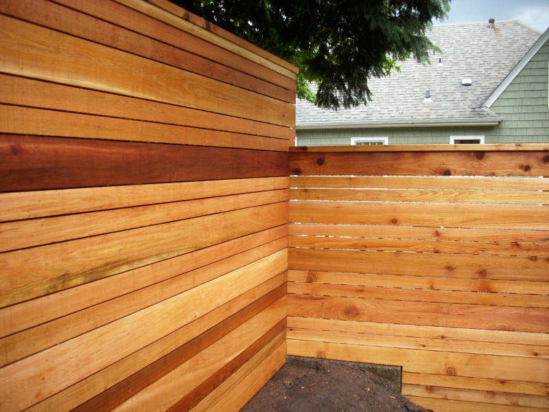 Great Modern Horizontal Cedar Fence 800 x 600 · 132 kB · jpeg