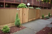 Fence and gate builder