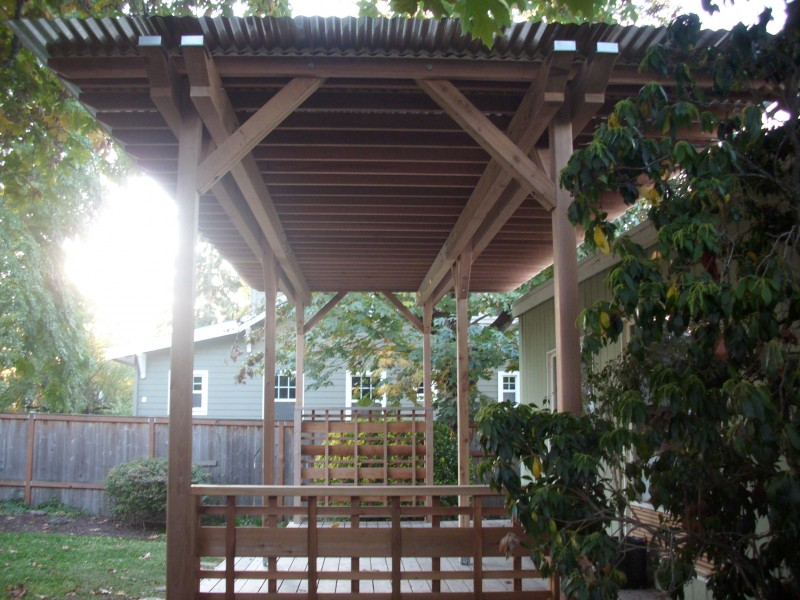 Deck covering company
